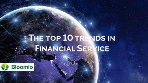 Fintech trend, image title