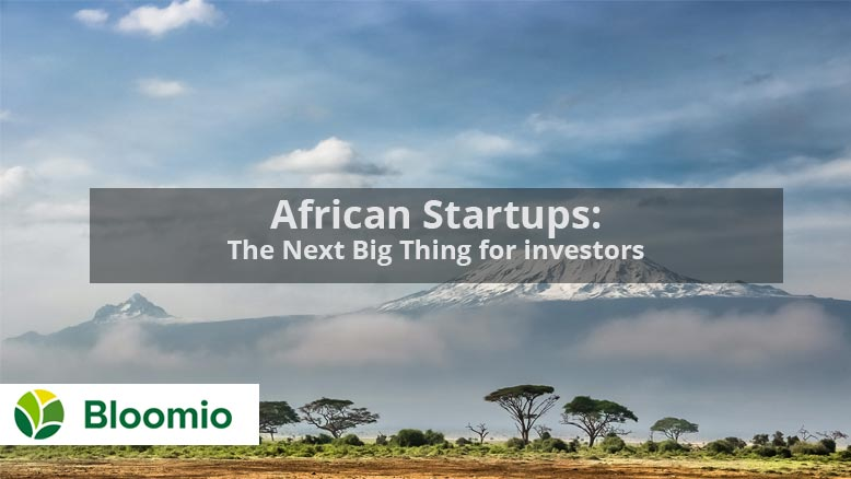 African Startup, title image