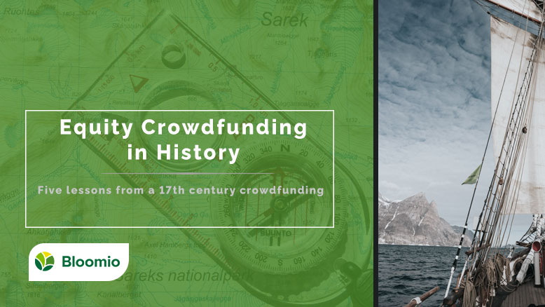 Title - History of crowdfunding